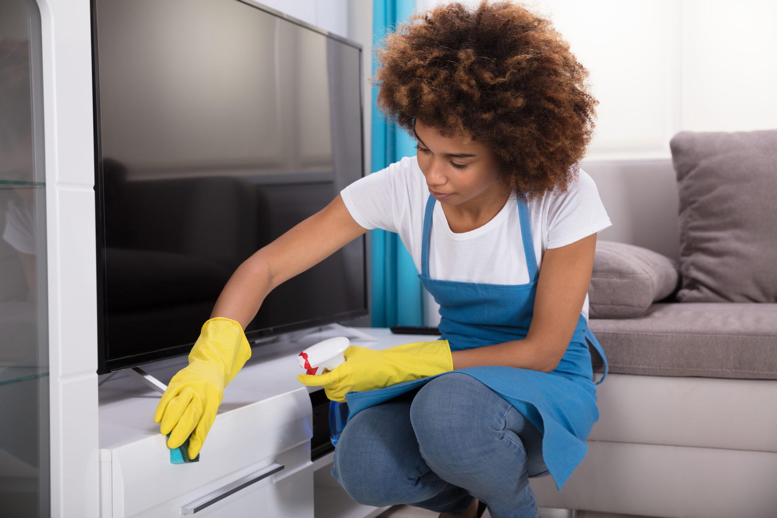 Upscale Furniture Rental Sanitation as Safety Policies